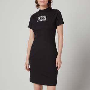 HUGO Women's Narcissa Dress - Black