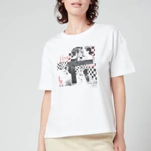 HUGO Women's The Boxy T-Shirt 7 - White