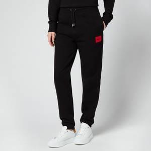 HUGO Women's Dachibi Red Label Sweatpants - Black