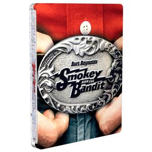 Smokey & The Bandit - Zavvi Exclusive 4K Ultra HD Steelbook