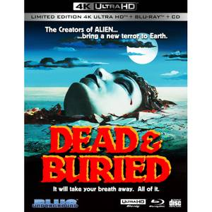 Dead & Buried - Limited Edition 4K UHD (Cover A) (Includes Blu-ray and CD)