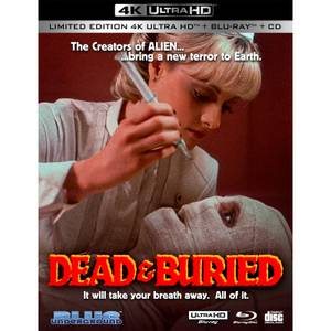 Dead & Buried - Limited Edition 4K UHD (Cover C) (Includes Blu-ray and CD)