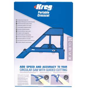 Kreg KMA4000-INT Portable Crosscut
