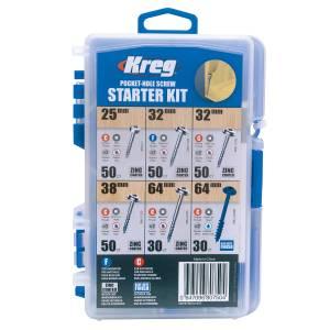 Kreg SK04-INT Pocket-Hole Screw Starter Kit