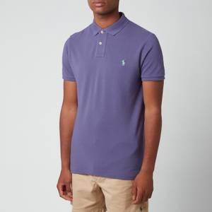 Polo Ralph Lauren Men's Mesh Polo Shirt - Juneberry