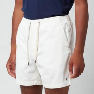 Polo Ralph Lauren Men's Corduroy Prepster Shorts - Warm White