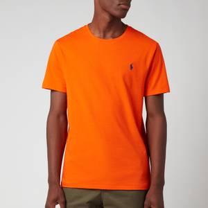 Polo Ralph Lauren Men's Crewneck T-Shirt - Sailing Orange