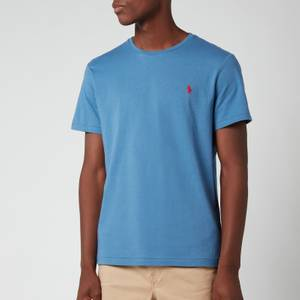 Polo Ralph Lauren Men's Crewneck T-Shirt - Delta Blue