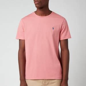 Polo Ralph Lauren Men's Crewneck T-Shirt - Desert Rose