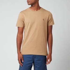 Polo Ralph Lauren Men's Crewneck T-Shirt - Luxury Tan