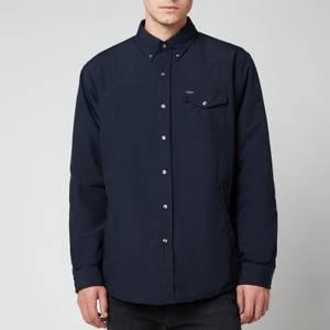 Polo Ralph Lauren Men's Recycled Nylon Shirt - Aviator Navy