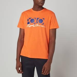Polo Ralph Lauren Men's Polo Logo T-Shirt - Spectrum Orange
