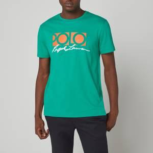 Polo Ralph Lauren Men's Polo Logo T-Shirt - True Green