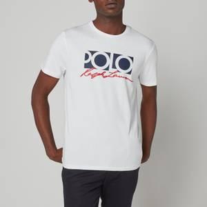 Polo Ralph Lauren Men's Polo Logo T-Shirt - White