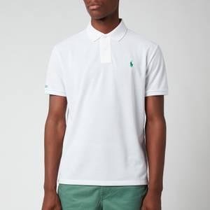Polo Ralph Lauren Men's The Earth Polo Shirt - White
