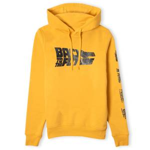 Original Hero x Back to the Future Hoodie - Mustard