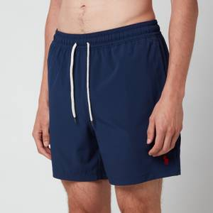 Polo Ralph Lauren Men's Traveller Swimming Trunks - Newport Navy