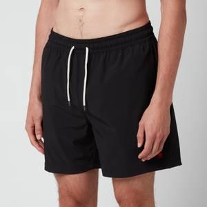 Polo Ralph Lauren Men's Traveller Swimming Trunks - Polo Black