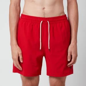 Polo Ralph Lauren Men's Traveller Swimming Trunks - RL2000 Red