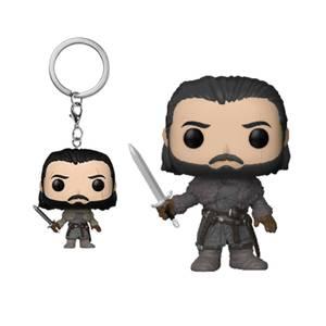 Game of Thrones Jon Snow Funko Pop! Bundle