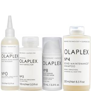 Olaplex No.0, No.3, No.4, No.8 Bundle