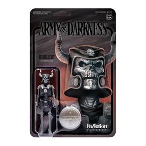 Super7 Army Of Darkness ReAction Figure - Deadite Scout (Midnight)