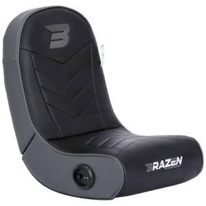 BraZen Stingray 2.0 Surround Sound Gaming Chair - Grey