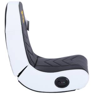 BraZen Stingray 2.0 Surround Sound Gaming Chair - White