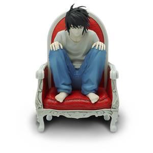 Abysse Corp Death Note L Figurine