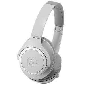 Audio Technica ATH-SR30BTGY Wireless Bluetooth Headphones - Grey