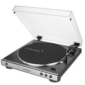 Audio Technica AT-LP60XUSBGM Turntable - Gun Metal