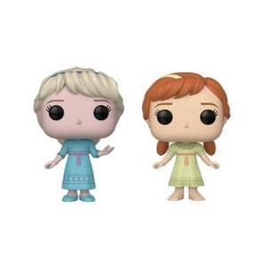 Disney Frozen 2 Young Anna & Elsa Funko Pop! Bundle