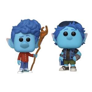 Disney Onward Ian & Barley Lightfoot Funko Pop! Bundle