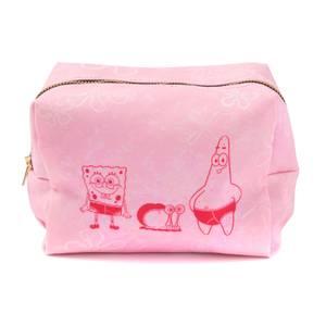 Spongebob Underpants Squad Makeup Bag