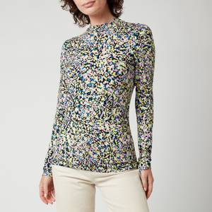 Ted Baker Women's Rubyinn Long Sleeve Flec T-Shirt - Black
