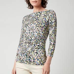 Ted Baker Women's Normma Half Sleeve Flec T-Shirt - Black