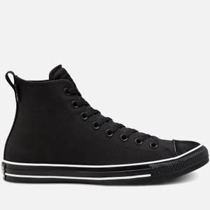 Converse Men's Chuck Taylor All Star Cold Fusion Hi-Top Trainers - Black/Black/White