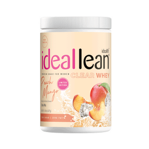 IdealFit - Peach Mango Clear Whey - 20 Servings