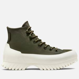 Converse Women's Chuck Taylor All Star Cold Fusion Lugged Winter 2.0 Boots - Cargo Khaki/Bold Mandarin