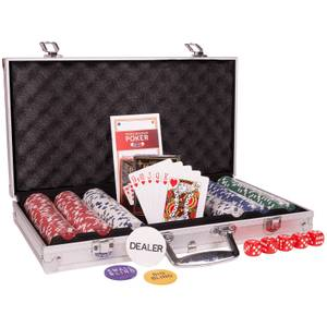 Poker Set (300 Pieces)