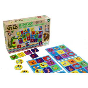 Shuffle - Into the Wild - Bingo