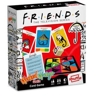 Friends Wicked Wango Quiz Game