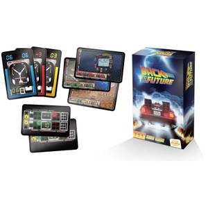 Back to the Future - Retro Card Game
