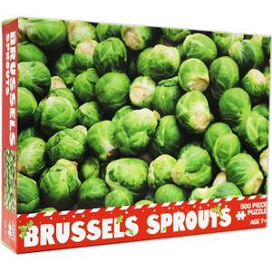 Sprouts Jigsaw Puzzle (500 Pieces)