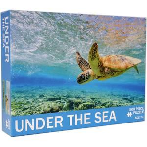 Unter dem Meer Puzzle (500 Teile)