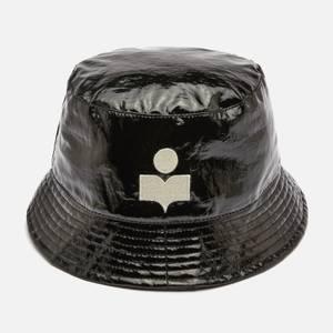Isabel Marant Women's Haley Bucket Hat - Black
