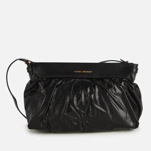 Isabel Marant Women's Luzes Cross Body Bag - Black