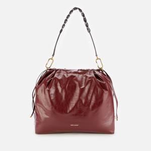 Isabel Marant Women's Baggara Shoulder Bag - Burgundy