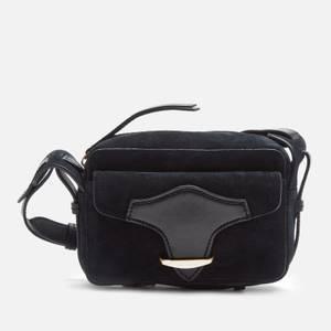 Isabel Marant Women's Wasy Cross Body Bag - Black