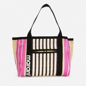 Isabel Marant Women's Darwen Tote Bag - Black